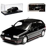 alles-meine.de GmbH FIAT Tipo Typ 160 3 Türer Schwarz 1. Generation 1988-1995 1/43 PremiumX Modell Auto