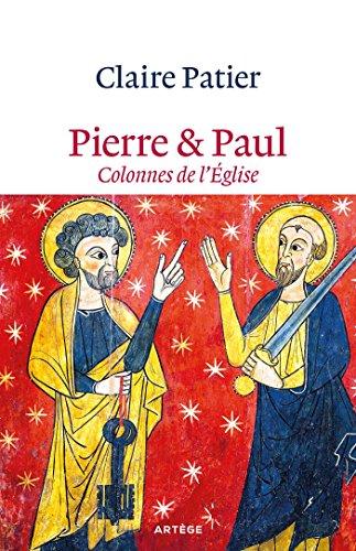 Pierre et Paul, colonnes de l'Eglise par Soeur Claire Patier