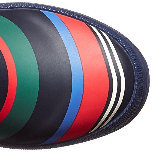 Joules V_jnrboyswely, Bottes garçon Multicolore - Multicolor (Mltstrp)