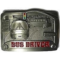 BUS DRIVER Fibbia per Cintura + espositore - Decker Driver