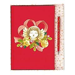 Idea Regalo - Thun Notebook + Mini Penna Dolce Natale, Ceramica, Variopinto