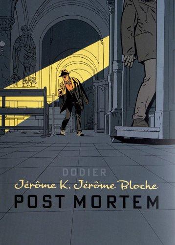 Jérôme K. Jérôme Bloche - tome 23 - Post mortem (édition spéciale)