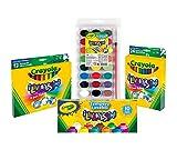 Crayola 7442 - Set para Colorear i Lavabilissimi OFERTA CONVENIENCIA , Modelos/colores Surtidos, 1 Unidad
