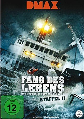 Fang des Lebens - Der gefährlichste Job Alaskas: Staffel 11 (5 DVDs)