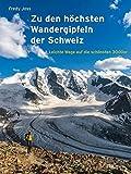 Zu den höchsten Wandergipfeln der Schweiz: Leichte Wege auf die schönsten 3000er