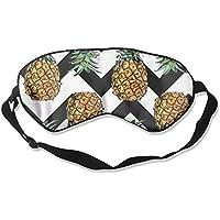 Comfortable Sleep Eyes Masks Waves Pineapple Pattern Sleeping Mask For Travelling, Night Noon Nap, Mediation Or... preisvergleich bei billige-tabletten.eu