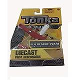 Tonka Diecast Primeros Respuesta Avión de Rescate Mar (Se distribuye desde el Reino Unido)