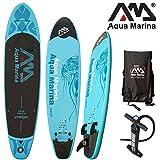 AQUA MARINA, VAPOR, Paddle Board-SET`s, SUP, 330x75x10 cm