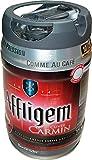 Affligem Cuvée Carmín barril de 5 litros incl tambor. Espita 6,2% vol.