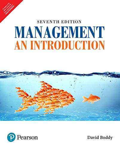 Management : An Introduction, 7Th Edition