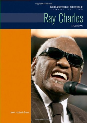Ray Charles: Musician (Black Americans of Achievement) by Janet Hubbard-Brown (2008-06-02)