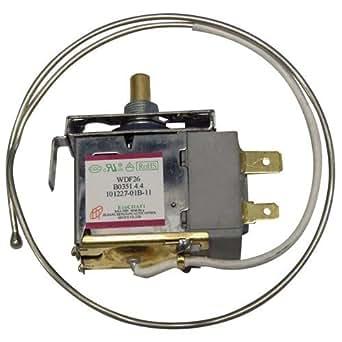 Thermostat Wdf26 / 0712.0000239-12 Référence : 41x2905 Pour Brandt