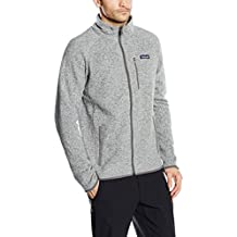 bb18f63bb05 Patagonia Better Sweater Veste polaire Homme Nickel W Forge