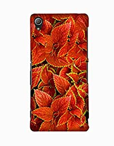 PickPattern Back Cover for Sony Xperia Z3