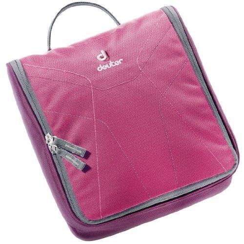 Deuter Kultur Tasche Wash Center II magenta- blackberry 39460 5505 2 Center-taschen