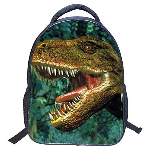 Dinosaurier Kleinkind Kinder Baby Rucksack Schultasche Schulranzen Kindergarten Schulrucksack School bags für Schüler Mädchen Boy (Dinosaurier-kid)