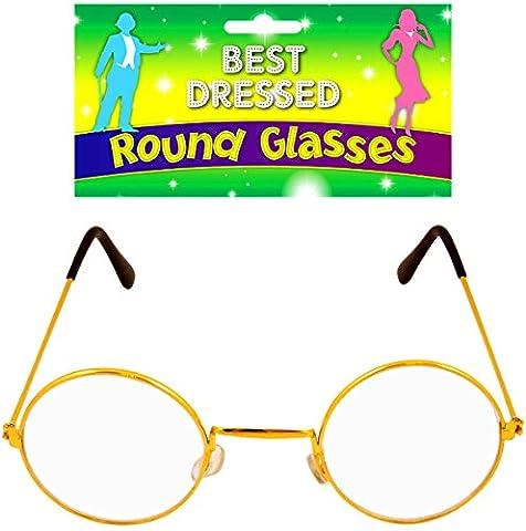 Costume Zorro Couple - German Trendseller® - lunettes grand-mère┃monture de lunettes