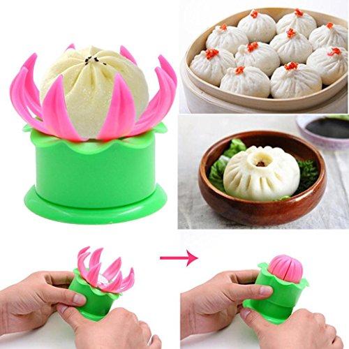 Holeider DIY Ravioli Gebäck Torte gedämpft gefüllte Brötchen Dumpling Maker Formen Werkzeuge