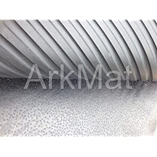 ArkMat Rubber Stable Matting EasySweep 6ftx4ft 18mm Horse Mats