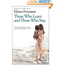 Those Who Leave and those Who Stay (Neapolitan Novels)