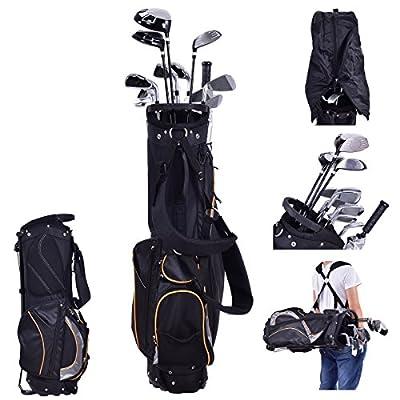 COSTWAY Golftasche Inch |