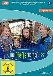 Die Pfefferkörner - Die komplette Staffel 9 [2 DVDs]