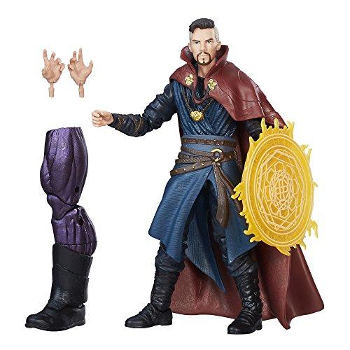 Marvel Legends - Figura de acción de Doctor Strange, 15 cm
