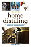Appliances Men Best Deals - The Joy of Home Distilling: The Ultimate Guide to Making Your Own Vodka, Whiskey, Rum, Brandy, Moonshine, and More (The Joy of Series)