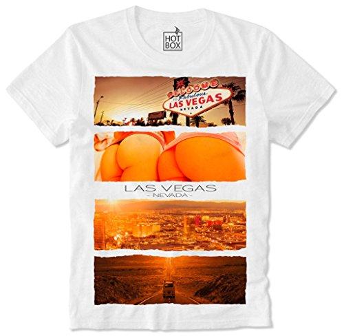 hotbox T Shirt Las Vegas Nevada Gambler Poker Hot Stripper Girls XL Vegas Shirt