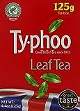 Typhoo Tea Loose Leaf Tea 125 g (Case of 6)