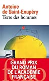 Terre des hommes (Folio) (French Edition)
