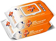 Savlon Germ Protection Wipes - 72s Pack (Pack of 2)