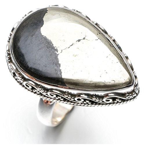 stargems-tm-naturel-apache-dor-pierre-design-unique-bague-en-argent-sterling-925taille-us-7