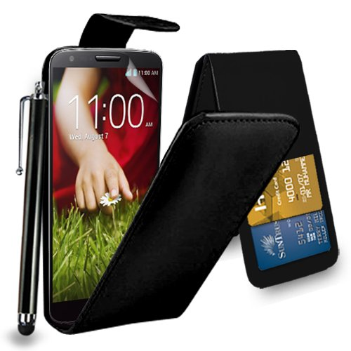 lg-g2-d802-black-leather-flip-case-cover-pouch-touch-stylus-pen-screen-protector-polishing-cloth