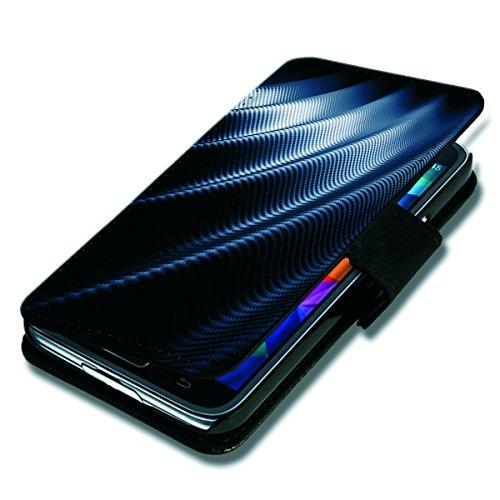 Book Style Flip Handy Tasche Case Schutz Hülle Schale Motiv Foto Etui für Wiko Stairway - Flip BV26 Design8
