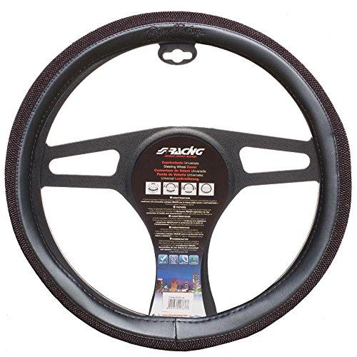 Simoni Racing SR CVT37 Housse de Volant, Noir, 37-39 cm