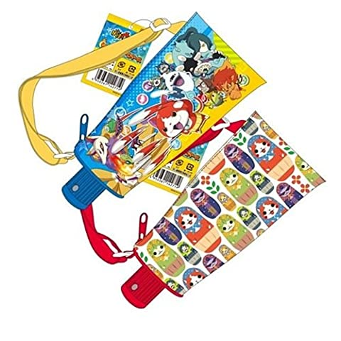 Yokai watch pencil case (set of ) with sharpener New From Japan F/S