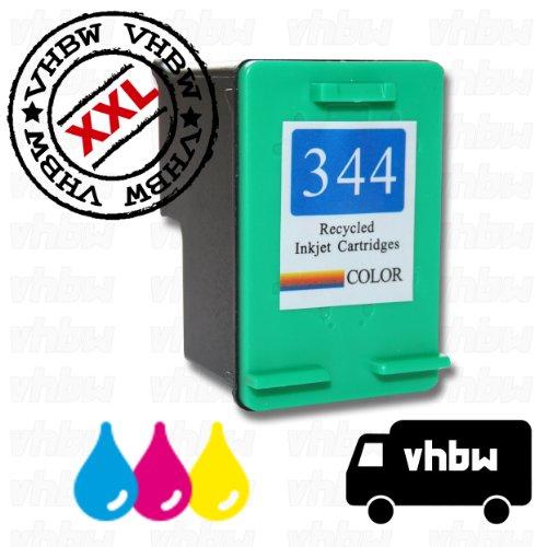 Stampante cartuccia refill inchiostro cartuccia per hp nr.344 colore per officejet 6210 / 6210v / 6210xi ecc
