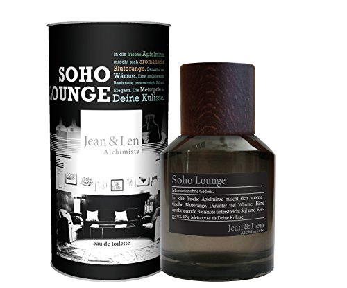 Jean & Len Jean & len soho lounge herrenduft eau de toilette 50 ml 1 stück