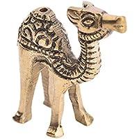 Unico Ottone Camel Piccolo decorativo Artigianato Idol