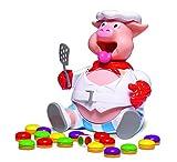 Goliath 30341 Schweine Schwarte Kinder-Gesellschaftsspiel | ausgezeichnetes Kinder-Spiel mit saumäßigem Spaß für die ganze Familie | ab 4 Jahren -