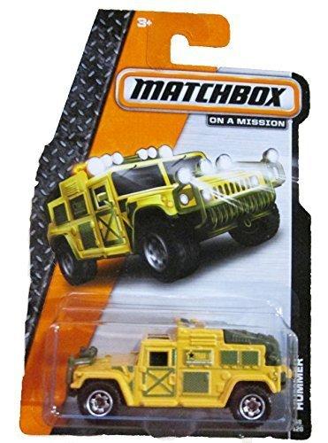 matchbox-mbx-explorers-hummer-48-120-hummer-yellow-by-mattel