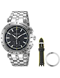 ad6a48b660a4 Amazon.fr   Montres Versace Homme   Montres