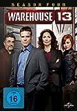 Warehouse 13 - Season Four [5 DVDs]
