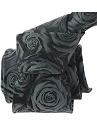 Clj Charles Le Jeune - Cravate Clj, Calvi, Roses Grises