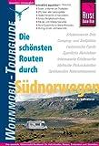 Die schönsten Routen durch Südnorwegen - Wohnmobil-Tourguide