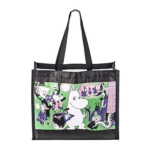 Official Moomin Tote Shopping Bag for Life Quality Reuse Waterproof Gift  Present 0c9e5003d44ad