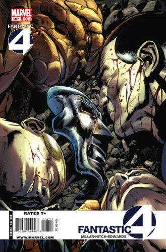 Fantastic Four Issue 567 Doom's Mast...