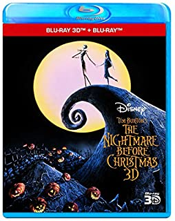 The Nightmare Before Christmas (Blu-ray 3D + Blu-ray) (B005IVX0KS) | Amazon Products