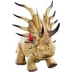 Tomy - Figura Dinosaurio Arlo y la mancha de madera Forrest Bush, color marrón (L62022)